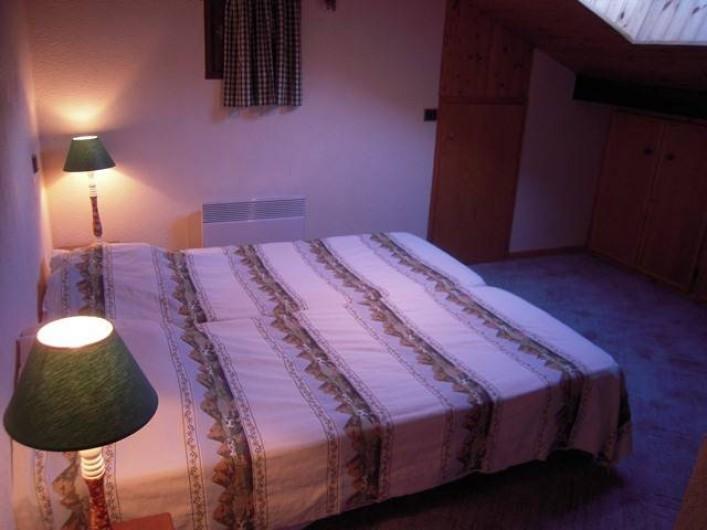 Location de vacances - Chalet à Champagny-en-Vanoise - Une chambre