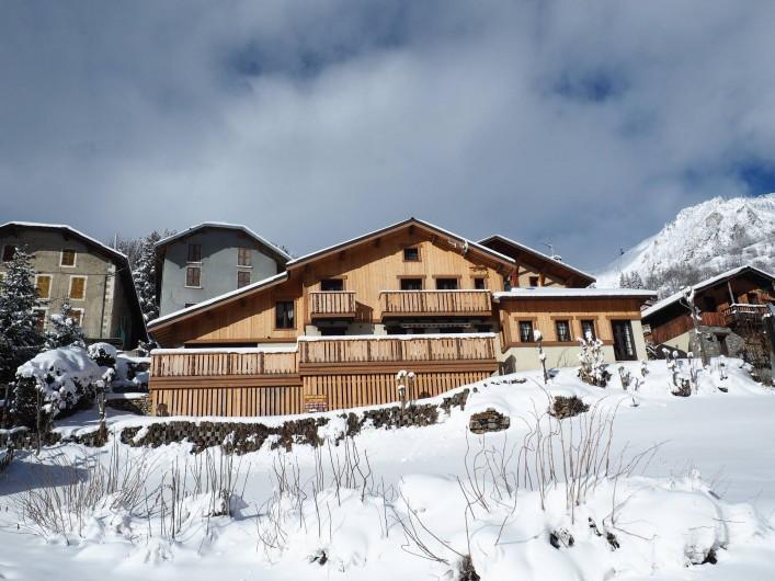 Location de vacances - Chalet à Champagny-en-Vanoise - idem