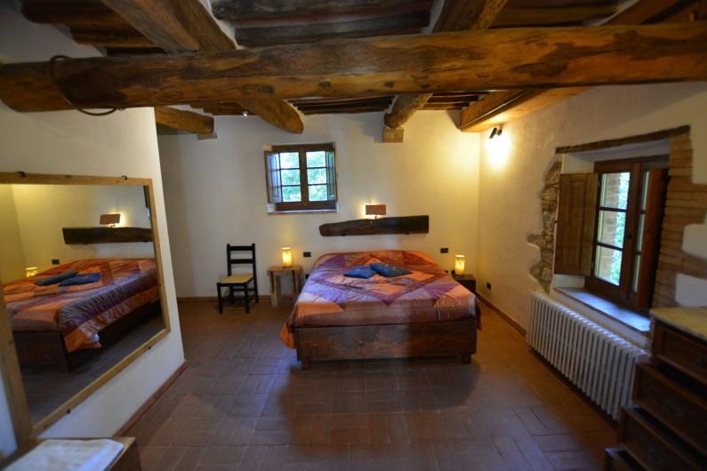 Location de vacances - Appartement à Radicondoli - BED ROOM