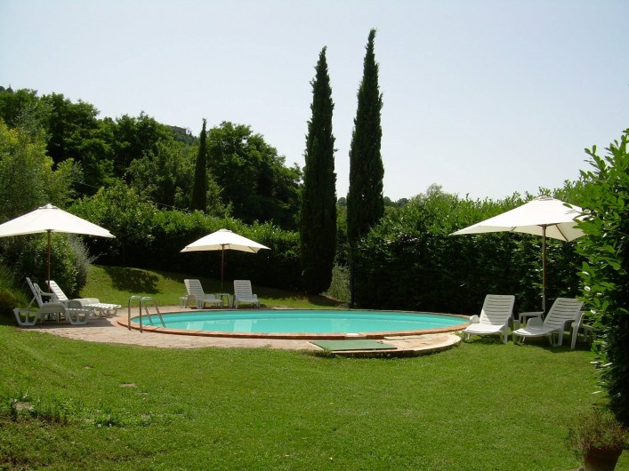 Location de vacances - Appartement à Radicondoli