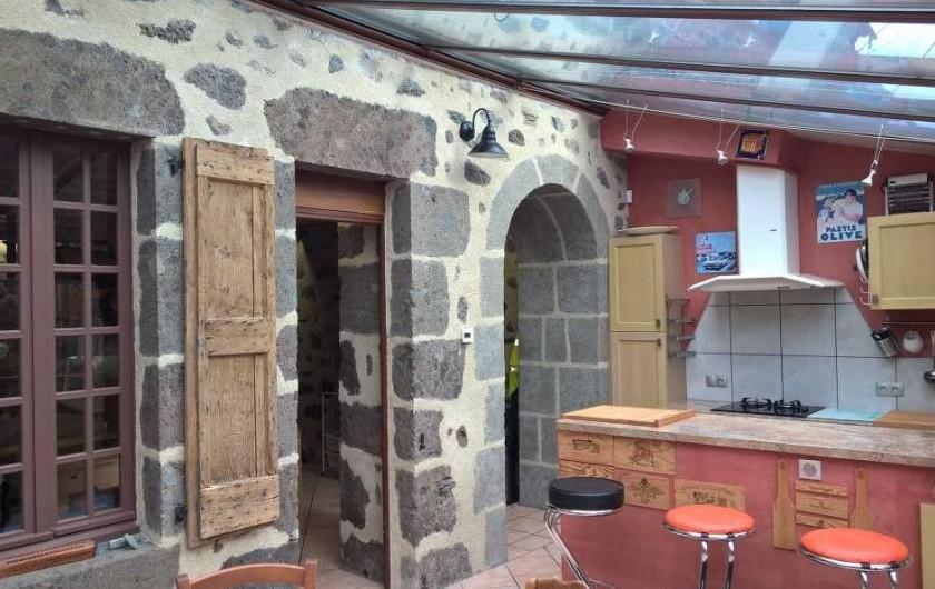 Location de vacances - Gîte à Saint-Chamant
