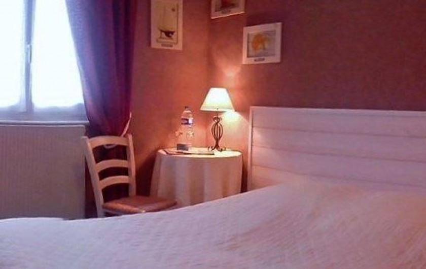 Location de vacances - Chambre d'hôtes à Trépied - CHAMBRE COQUILLAGES