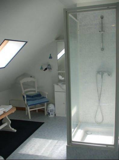 Location de vacances - Chambre d'hôtes à Trépied - CHAMBRE BLEUE