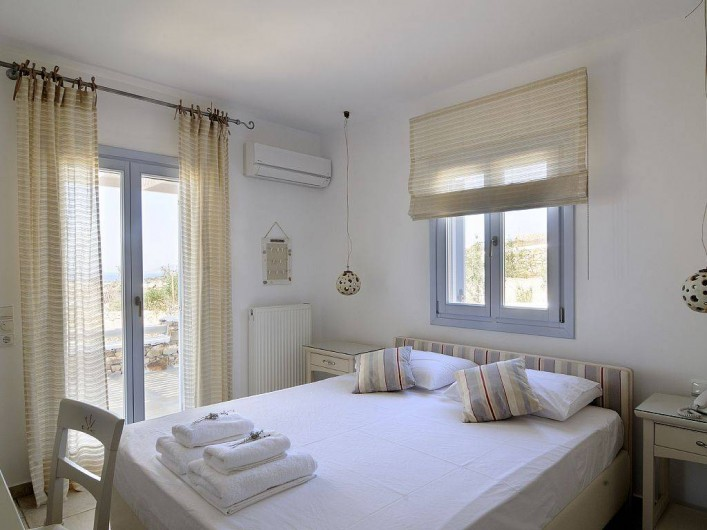 Location de vacances - Villa à Koufonissia