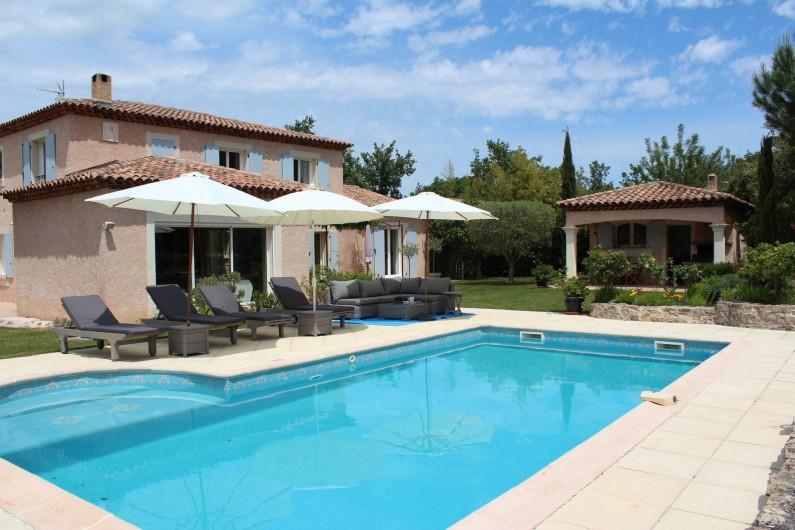 Location de vacances - Maison - Villa à Forcalqueiret