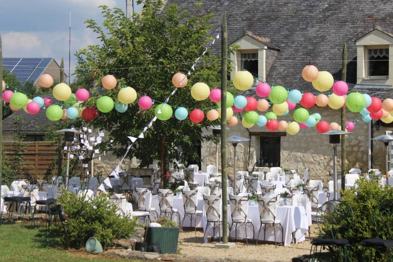 Location de vacances - Gîte à Vernantes