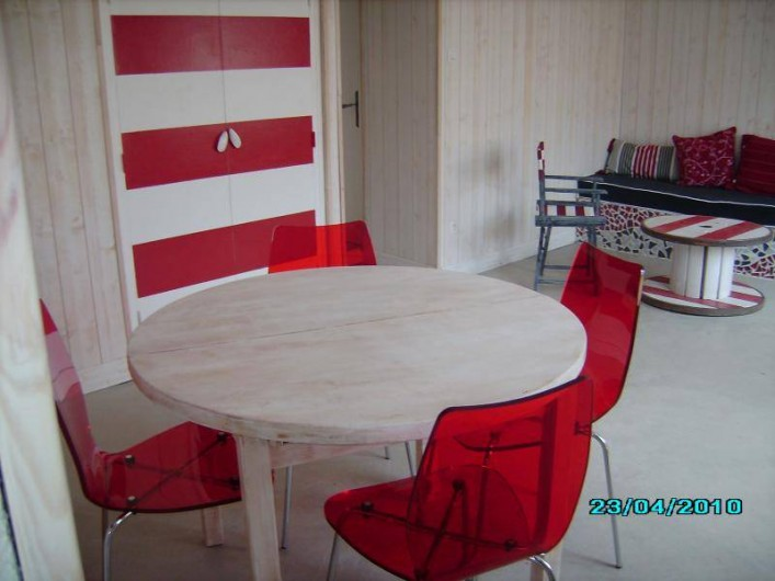 Location de vacances - Appartement à Saint-Cyprien Plage