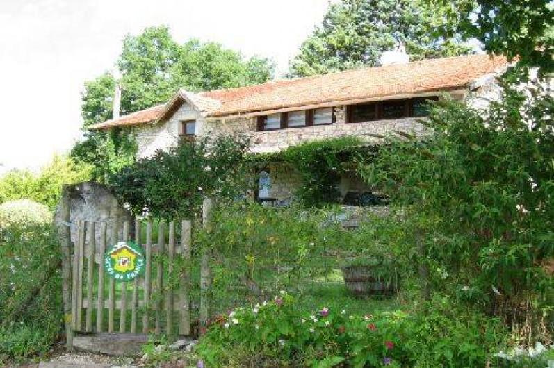 Location de vacances - Gîte à Flaugnac