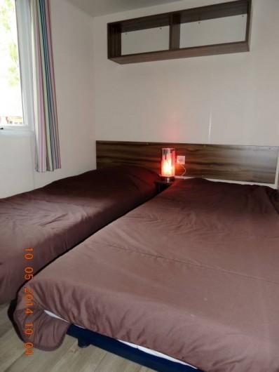 Location de vacances - Bungalow - Mobilhome à Fréjus - 3 ème CHAMBRE