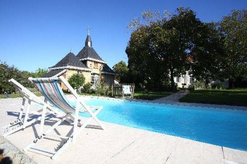Location de vacances - Gîte à Hontanx