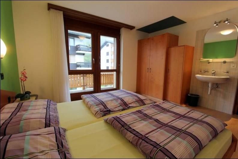 Location de vacances - Appartement à Saas Fee - Appartement 1 pour 6 personnes