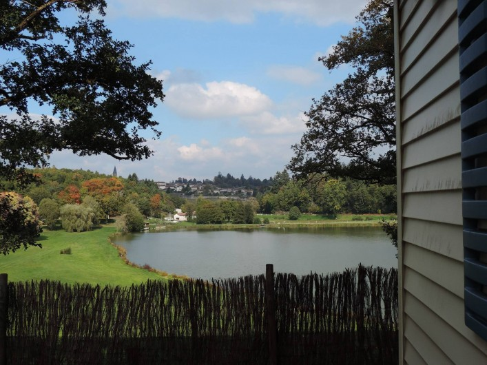 Location de vacances - Camping à Rochechouart