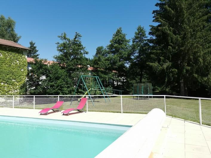 Location de vacances - Maison - Villa à Craponne-sur-Arzon