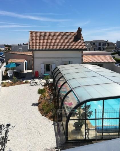 Location de vacances - Villa à Saint-Gilles-Croix-de-Vie - NOTRE GITE BABORD-LES BALISES