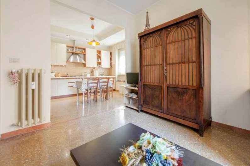 Location de vacances - Appartement à Rome - Sejour e cuisine