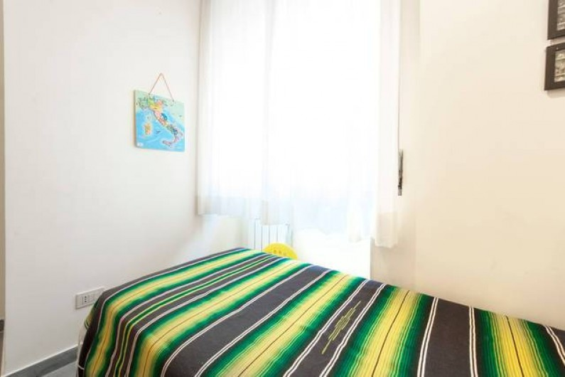 Location de vacances - Appartement à Rome - petite chambre