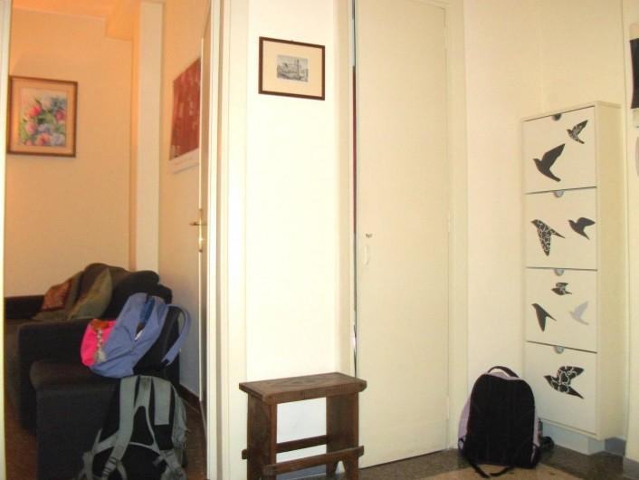 Location de vacances - Appartement à Rome - entree