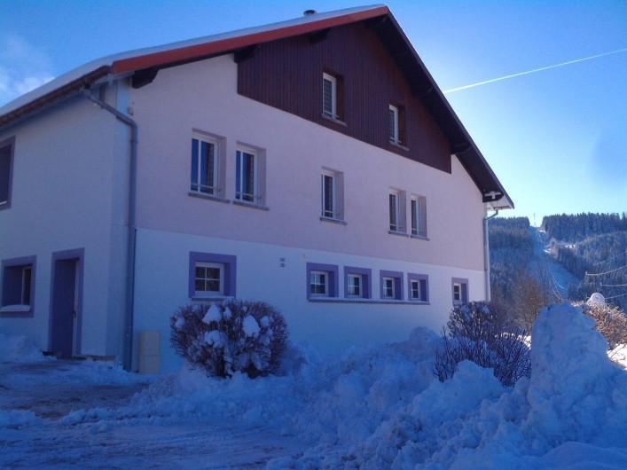Location de vacances - Appartement à Gérardmer - hiver