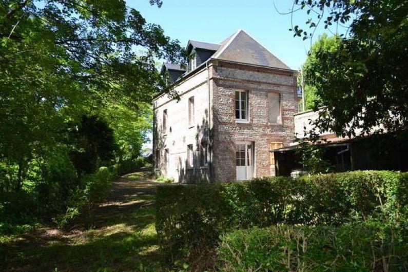 Location de vacances - Studio à Saint-Valery-en-Caux
