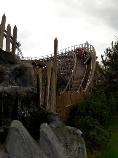 Location de vacances - Gîte à Nothalten - Attraction à Europa Park