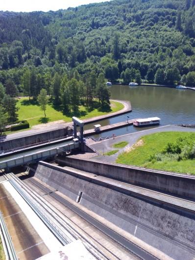 Location de vacances - Gîte à Nothalten - L'ascenseur à bateaux a Plan incliné à Arzwiller  -