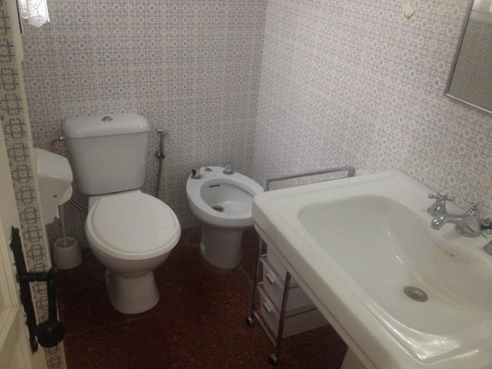 Location de vacances - Appartement à L'Estartit - SALLE D'EAU