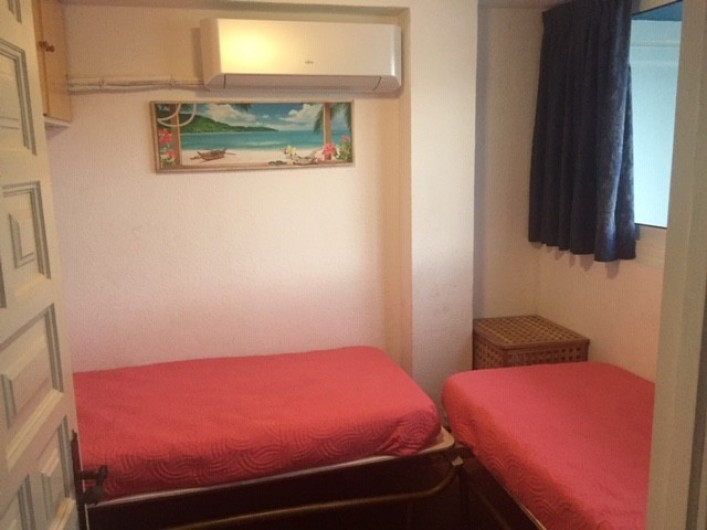 Location de vacances - Appartement à L'Estartit - Lit Simple 90 x180
