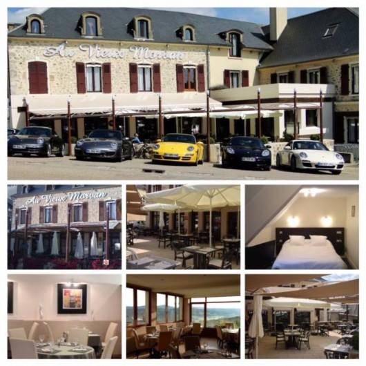 Location de vacances - Hôtel - Auberge à Château-Chinon(Ville)