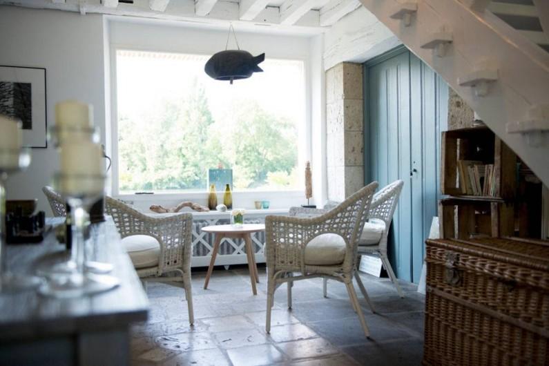Location de vacances - Chambre d'hôtes à Olivet - Détente...