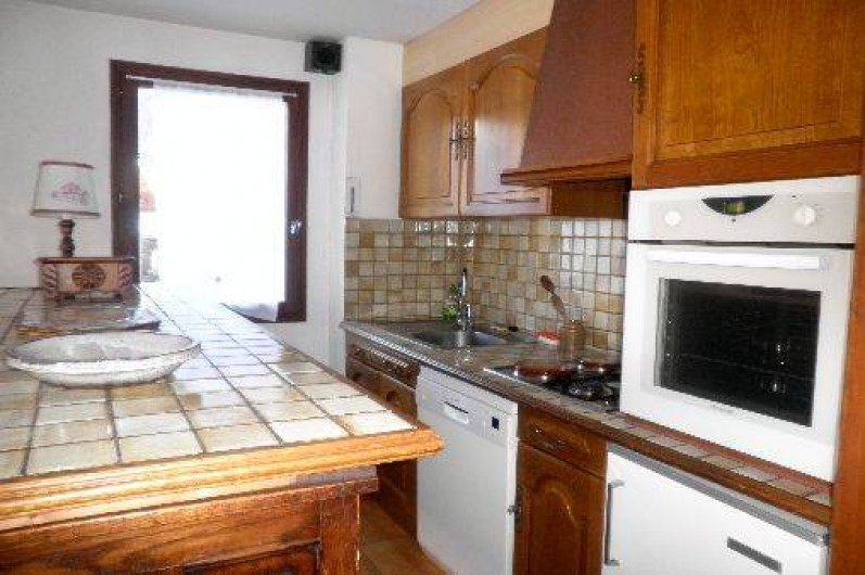 Location de vacances - Appartement à Abries