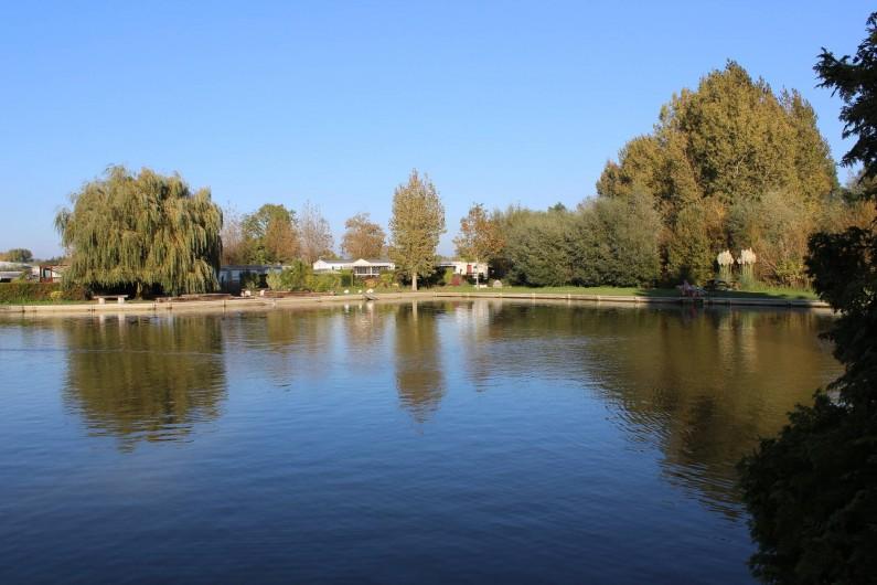 Location de vacances - Bungalow - Mobilhome à Berck - Étang de pèche