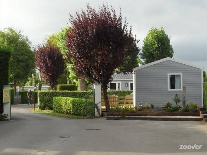 Location de vacances - Bungalow - Mobilhome à Berck - locations et vente de mobil home tel : 03 21 84 21 19