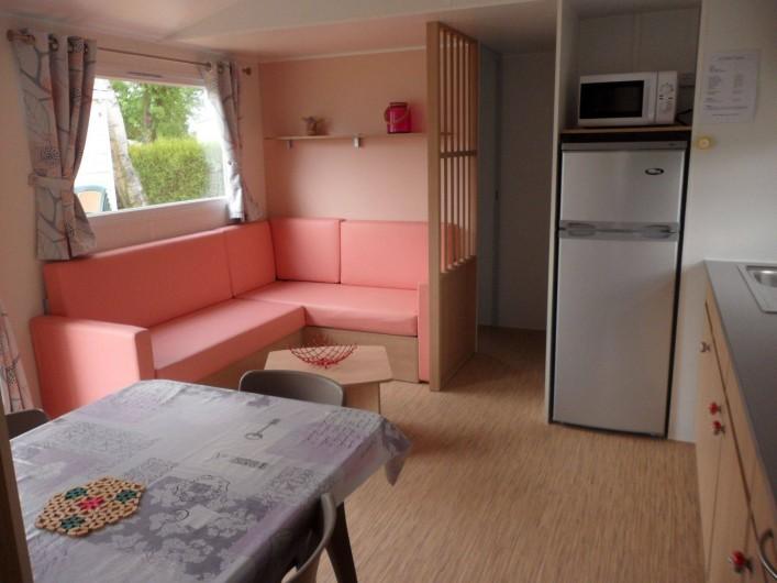 Location de vacances - Bungalow - Mobilhome à Berck - Mobil home à la location