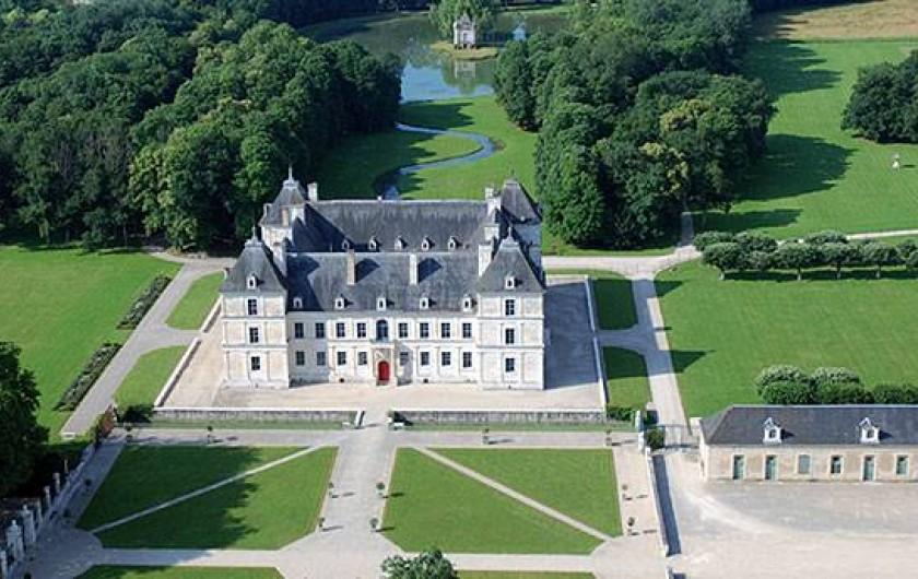 Location de vacances - Gîte à Chassignelles - Château Ancy le Franc (2kms)