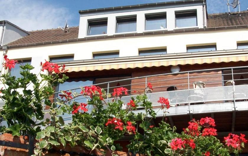 Location de vacances - Hôtel - Auberge à Mittelwihr
