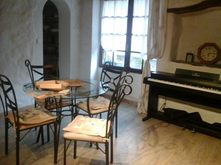 Location de vacances - Appartement à Olargues