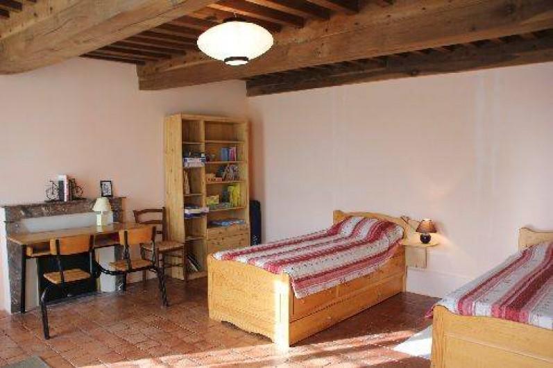 Location de vacances - Gîte à Lormes - Chambre Enfants