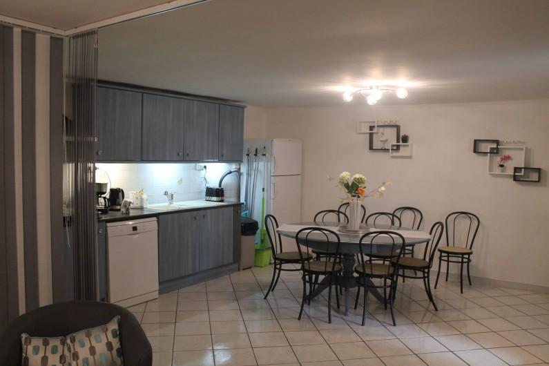 Location de vacances - Maison - Villa à Robion - Salle à manger