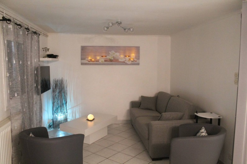 Location de vacances - Maison - Villa à Robion - Salon