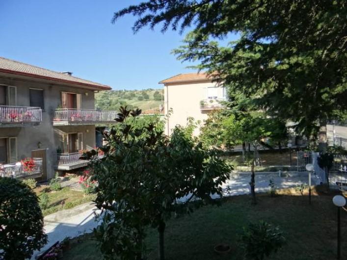 Location de vacances - Villa à Novafeltria - Vue de la chambre