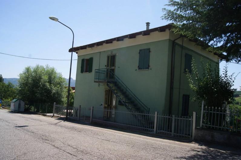 Location de vacances - Villa à Novafeltria - Entrée de la maison