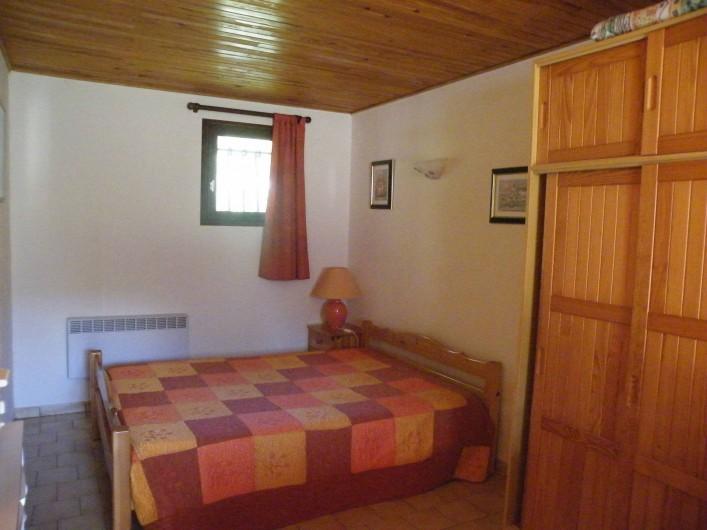 Location de vacances - Maison - Villa à Castellane - coin chambre