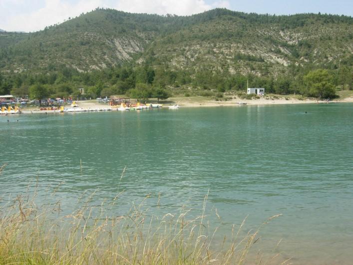 Location de vacances - Maison - Villa à Castellane - lac de Castillon