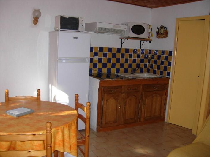 Location de vacances - Maison - Villa à Castellane - coin cuisine