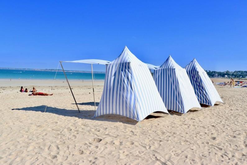 Location de vacances - Villa à Matignon - Grand Plage à Saint-Cast-Le-Guildo, les glaces de Tinou et le shopping!