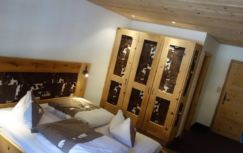 Location de vacances - Hôtel - Auberge à Les Crosets - chambre classique