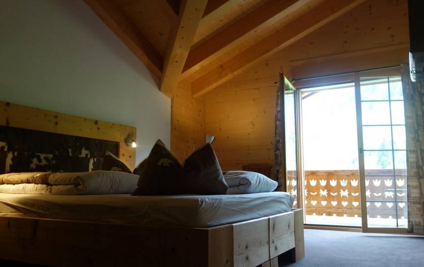 Location de vacances - Hôtel - Auberge à Les Crosets - suite