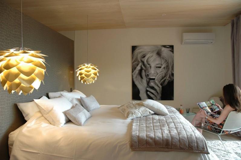 Location de vacances - Chambre d'hôtes à Nîmes - Lodge LUXE