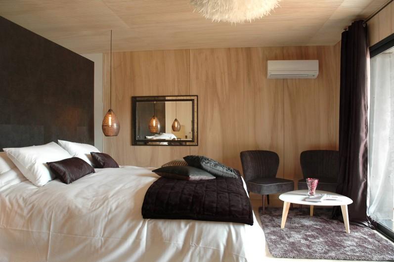 Location de vacances - Chambre d'hôtes à Nîmes - Lodge VOLUPTE