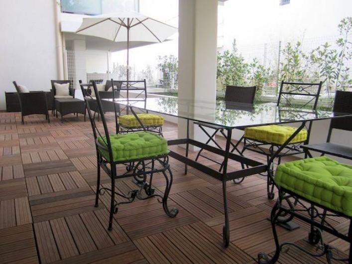 Location de vacances - Appartement à La Ciotat - Terrasse 60 mètres carré